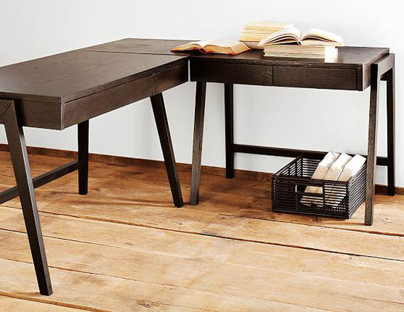 West Elm Bond Desks  Cool Material