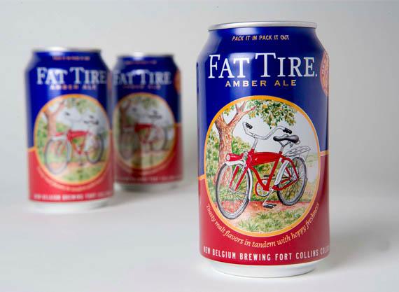 New Belgium Fat Tire Abv