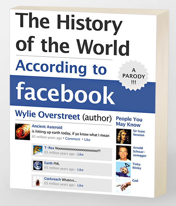 A History of the World According to Facebook