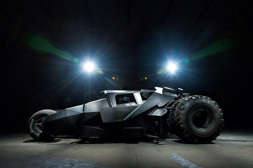 Gumball Cars Wallpapers Batman Tumbler Replica Cool Material