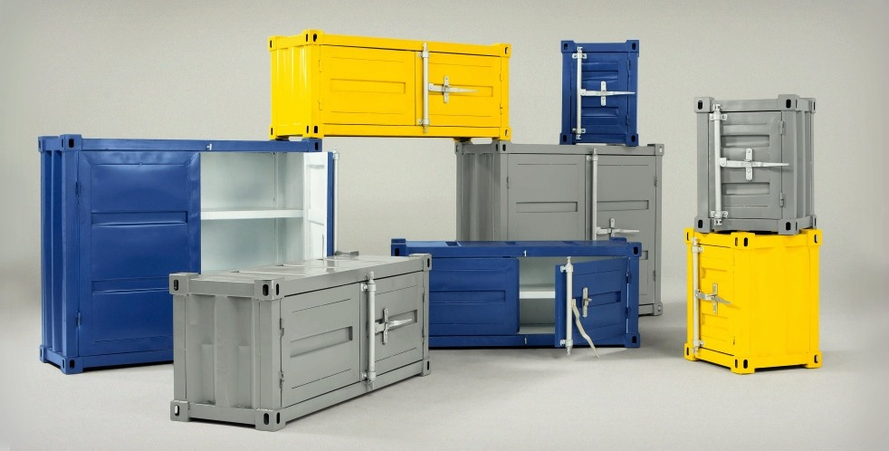 Container Storage Cabinets  Cool Material
