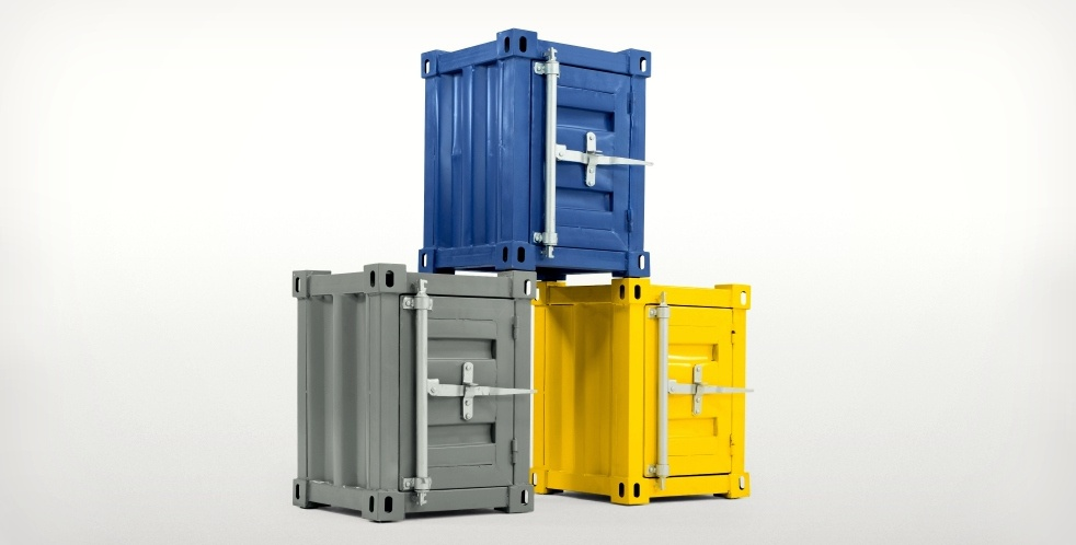 Container Storage Cabinets