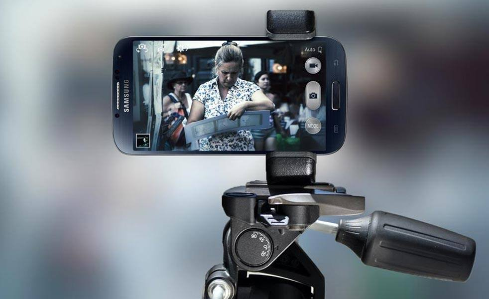 Professional Camera Rig For Your Smartphone | Cool Material