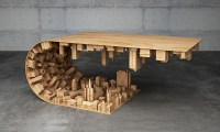 Inception-Inspired Coffee Table   Cool Material