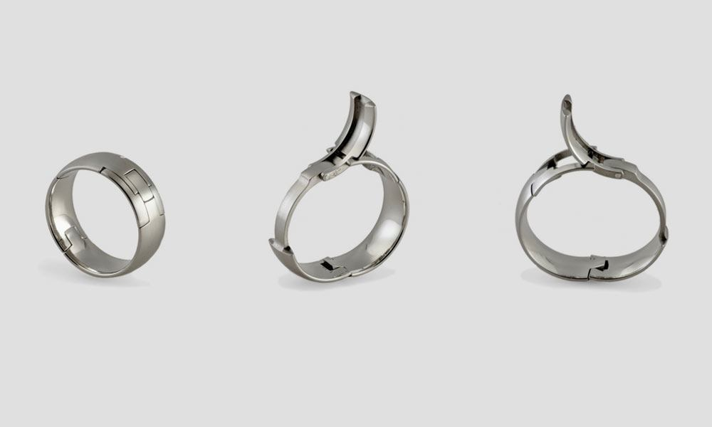 Mcwhinney Designs Active Wedding Rings Cool Material