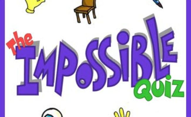 The Impossible Quiz Cool Math Games