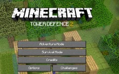 Minecraft Tower Defense 2
