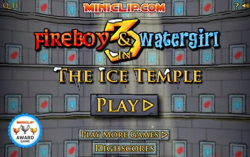 Fireboy and Watergirl - Cool Math Games Online  Cool Math Games Fireboy And Watergirl