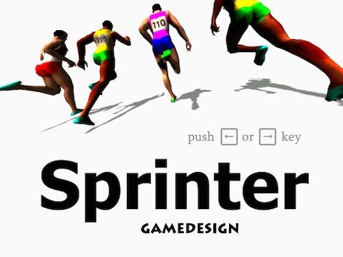 Sprinter - Cool Math Games 4 Kids