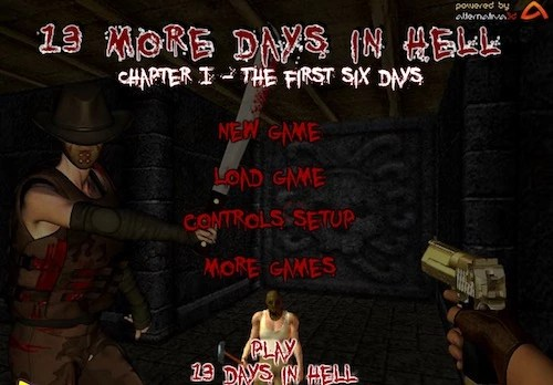 13 More Days in Hell: Chapter 1