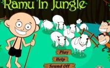 Ramu in Jungle