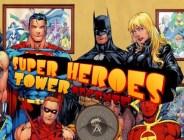 Super Heroes Tower Defense