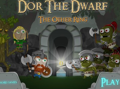 Dor the Dwarf