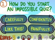 The Impossible Quiz Book Chapter 1