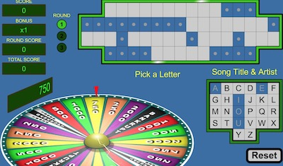 Wheel Of Fortune Math Game For Kids