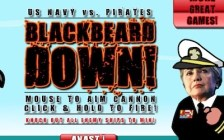 Black Beard Down