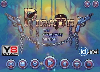 Pirate: The Treasure Return