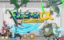 Fuzzmon Alpha Monster