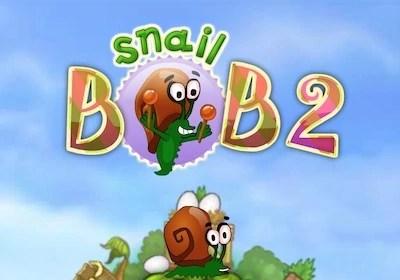 Snail Bob 2 - Cool Math Games 4 Kids