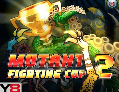 Mutant Fighting Cup - Play it on Cool Math Games
