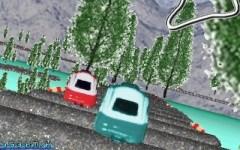 Coaster Cars Tornado Track