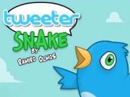 Twitter Snake