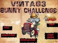 Vintage Bunny Challenge
