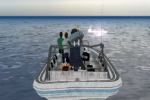 Boat Rescue (3D Boat Game)