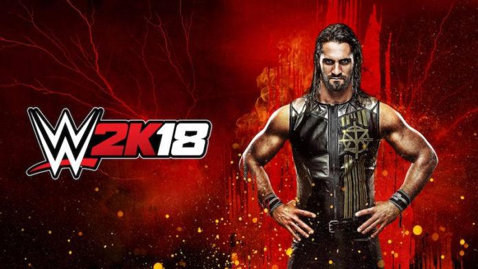 WWE 2K18 Free Download