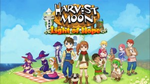 Harvest Moon: Light of Hope (complete) Free Game Download Full