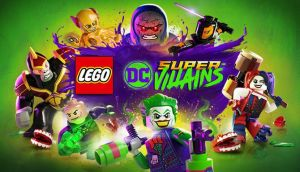 LEGO DC Super-Villains Free Download