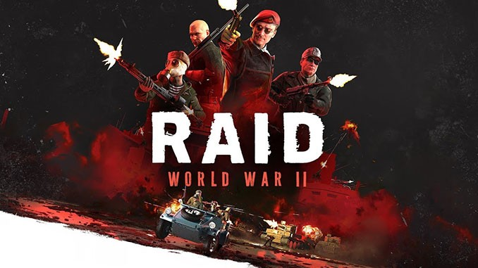 RAID: World War II Full Free Game Download