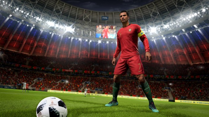 FIFA 18 Free Full PC Game Download