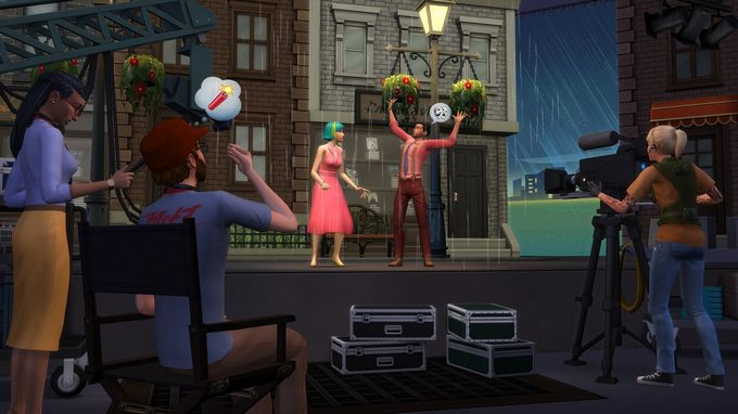 The Sims 4 Get Famous PC Crack