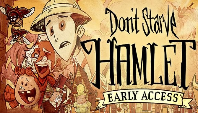 Don't Starve: Hamlet Free Download