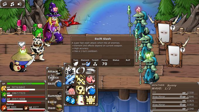 Epic Battle Fantasy 5 Torrent Download