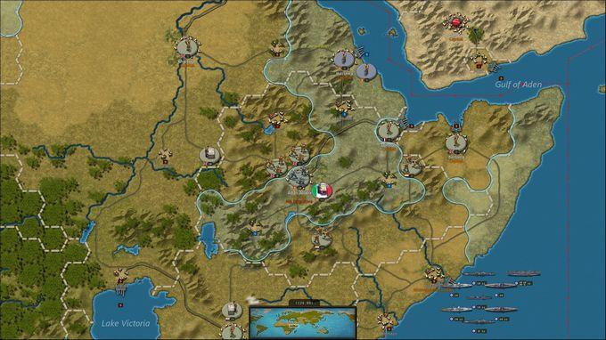 Strategic Command WWII: World at War PC Crack
