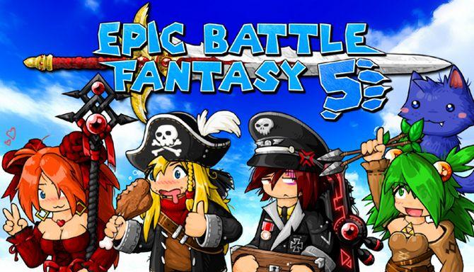 Epic Battle Fantasy 5 Free Download
