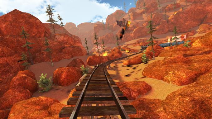 Dragon Roller Coaster VR Torrent Download