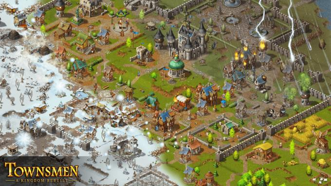 Townsmen - A Kingdom Rebuilt Torrent Download