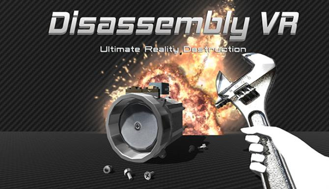 Disassembly VR Free Download