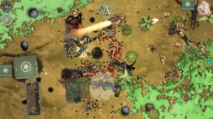 Skirmish Line PC Crack
