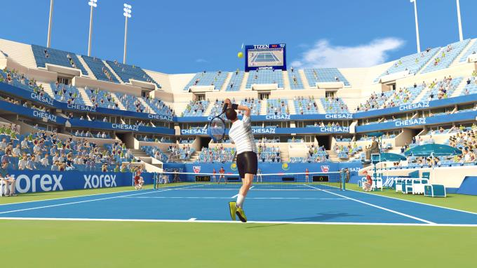 First Person Tennis - The Real Tennis Simulator Torrent Download