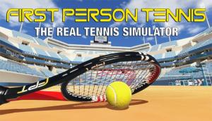 First Person Tennis – The Real Tennis Simulator Free Download