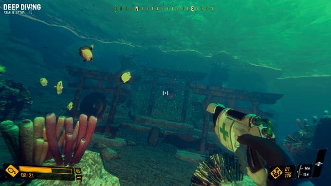 Deep Diving Simulator PC Crack