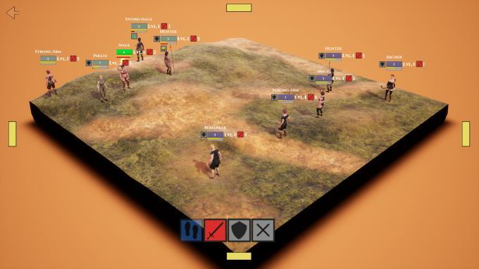 Rampart Tactics PC Crack