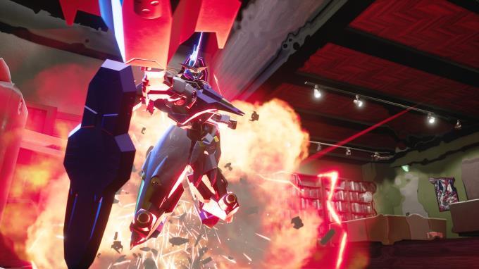 New Gundam Breaker PC Crack