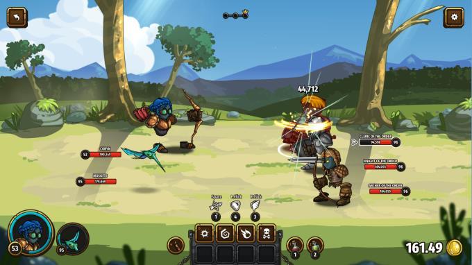 Swords & Souls: Neverseen Torrent Download