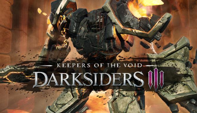 Darksiders III - Keepers of the Void Free Download