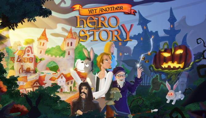 Yet Another Hero Story Free Download
